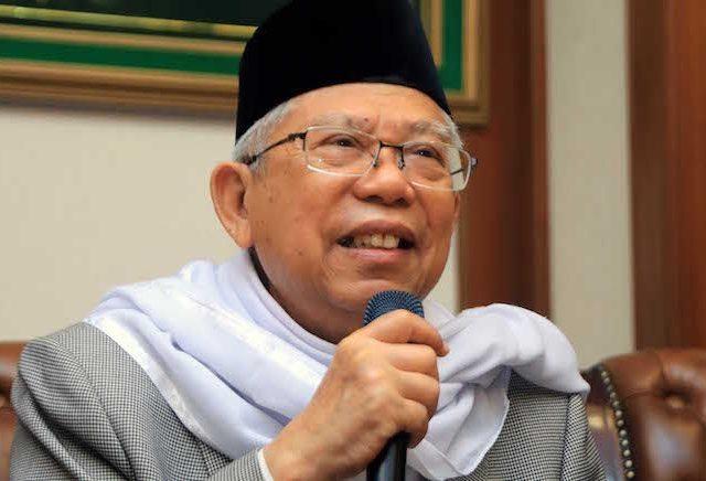 Wapres Ma'ruf Amin: Indonesia Negara Paling Dermawan di Dunia