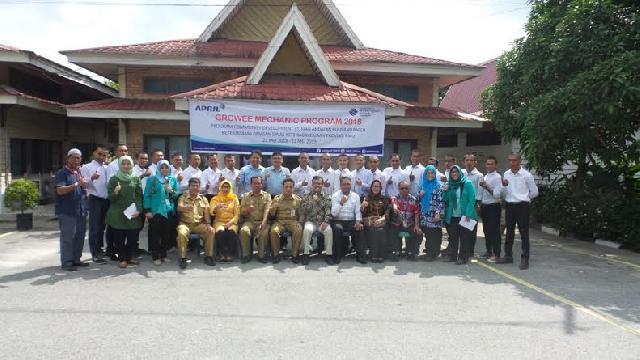 RAPP Beri Pelatihan Mekanik bagi Warga dari 5 Kabupaten di Riau