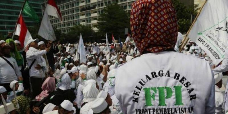 Izin Habis, FPI Tak Terdaftar Sebagai Ormas di Kemendagri Sejak 2019