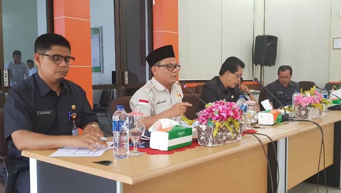 Bahas Anggaran Pilkada 2020, Bawaslu Riau Kunker ke Kuansing
