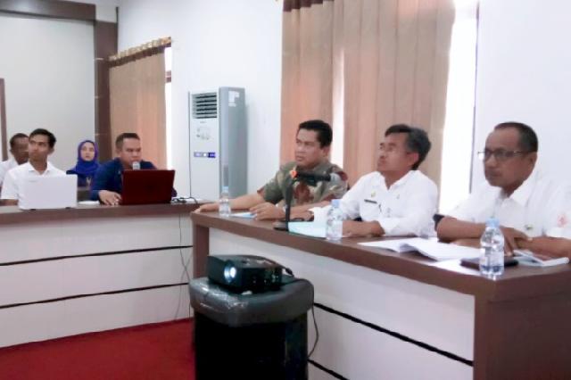 Didampingi TP4D, Diskominfops Inhil Kunjungi Tabalong TV Kalsel