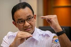 Anies Resmi Perpanjang Masa PSBB DKI Jakarta