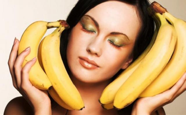 Khusus Wanita! Masker Pisang Berkhasiat Mengencangkan Payudara