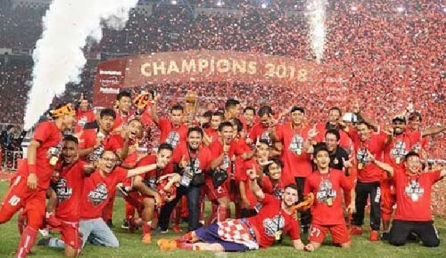 Persija Juara Piala Presiden Anies Terima Kasih Jokowi