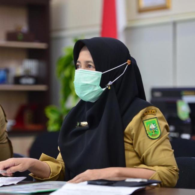 Update Kasus Covid-19 Riau: Positif Bertambah 142, Sembuh 221