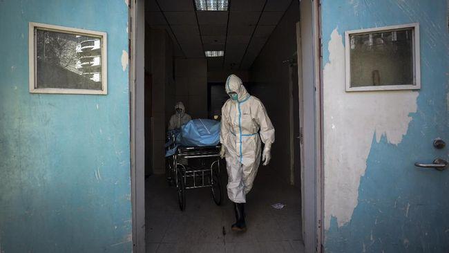 Hingga 17 Juli, Sudah 545 Dokter Indonesia Meninggal