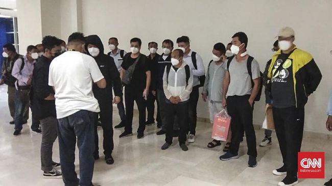 TKA China Masuk Saat PPKM Darurat, Pemerintah Dinilai Inkonsisten