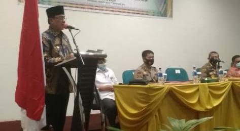 Bupati Inhil Harapkan Seleksi JTP Hasilkan Pejabat Berkompeten dan Berintegritas