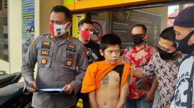 Ditangkap, Begal di Jambi Beberapa Kali Kelabui Polisi dengan Ngaku Masih Bawah Umur
