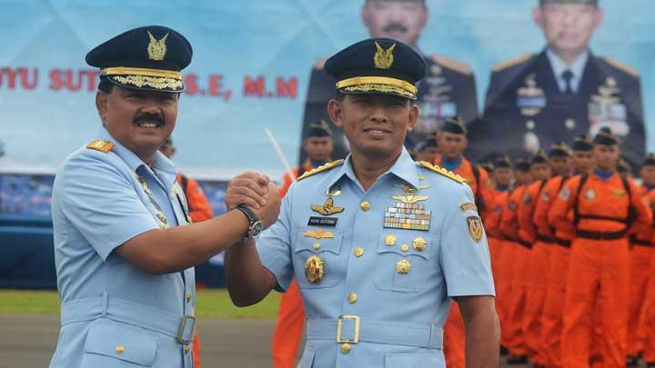 Angkatan Udara Kerahkan Seluruh Alutsista Amankan Pelantikan Presiden