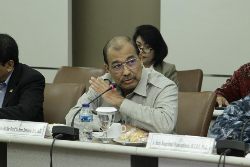 Nono Sampono Dorong Pembentukan Provinsi Kapuas Raya