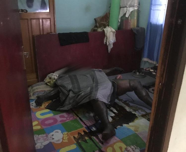 Tukang Parkir di Dumai Ditemukan Tewas Membusuk Tanpa Busana dalam Rumah