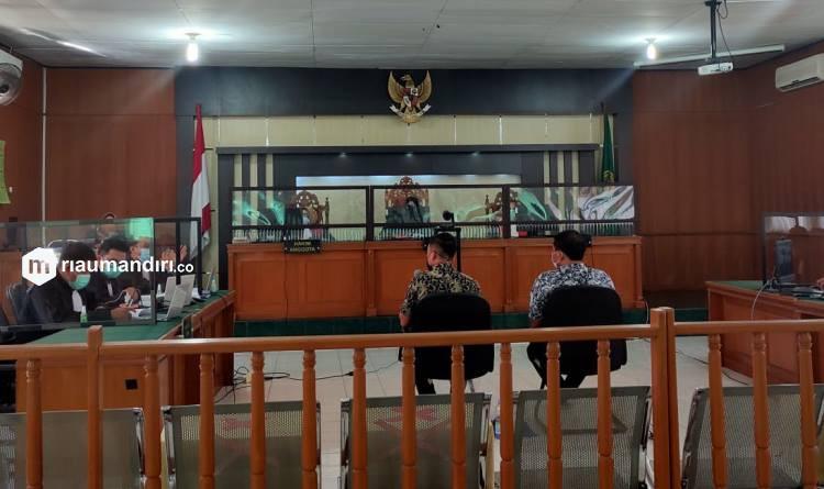 Mantan Wako Dumai Zulkifli AS Bakal Disidang dari Pekanbaru