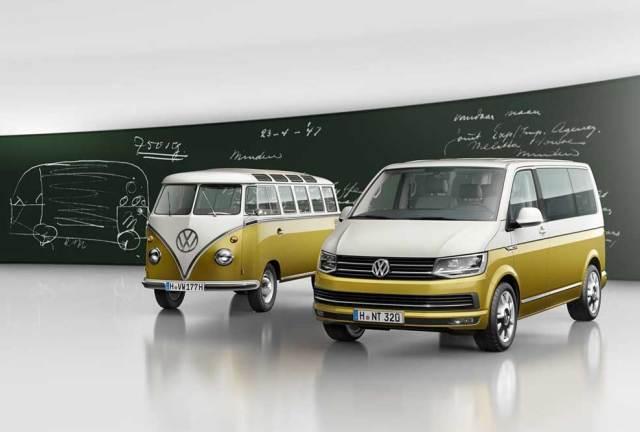 Volkswagen Hidupkan Lagi VW Combi