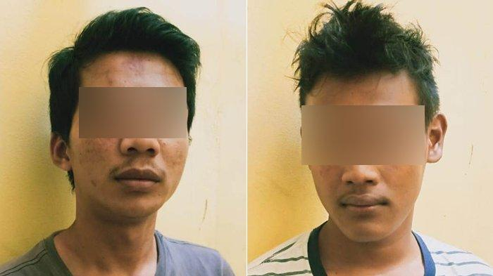 Terjebak di Jalan Ada Pesta Pernikahan, Dua Pelaku Jambret Ditangkap Warga