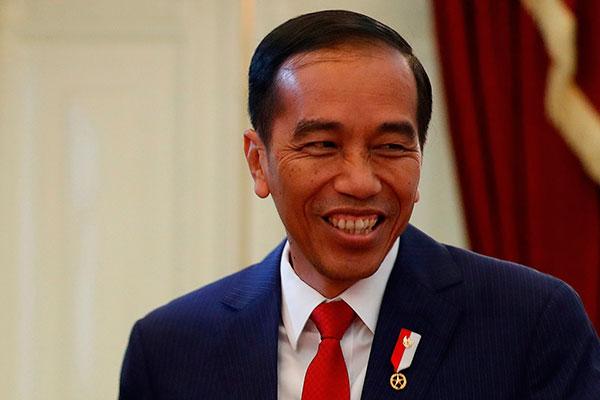 Sebut KPK Masih Bertaji, Jokowi: Buktinya Ada OTT