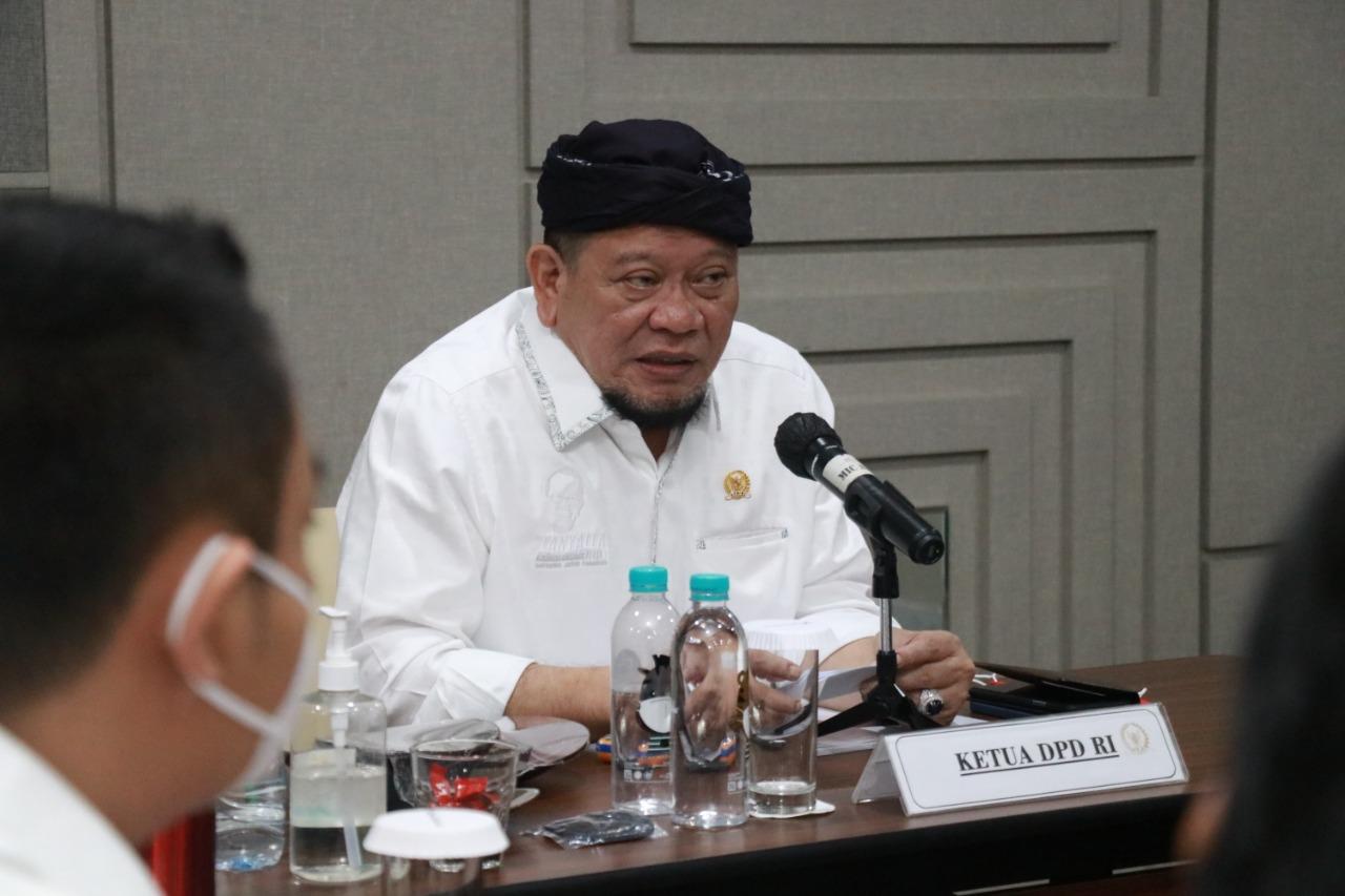 Direksi KFD Telah Dipecat, Ketua DPD RI Minta Kasus Antigen Bekas Itu Diusut Tuntas