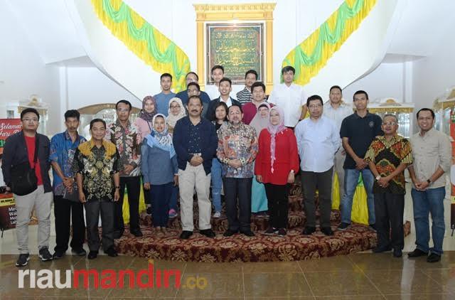 Percepat Pemulihan Kawasan Pesisir, Sejumlah Kementerian dan Lembaga Turunkan Tim ke Bengkalis