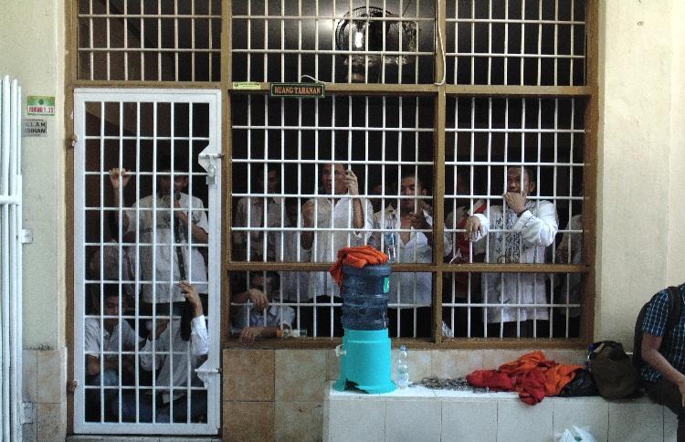 Revisi UU PAS: Napi Bisa Cuti dari Penjara untuk Rekreasi dan Nongkrong di Mal