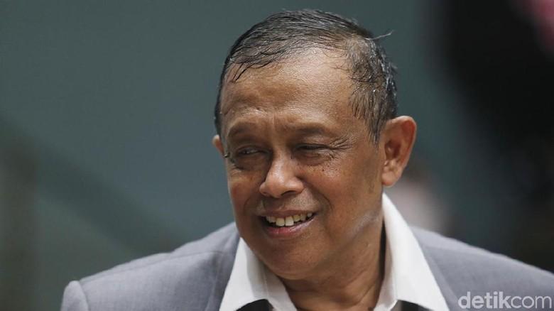 Prabowo Tunjuk Djoko Santoso sebagai Ketua Tim Pemenangan