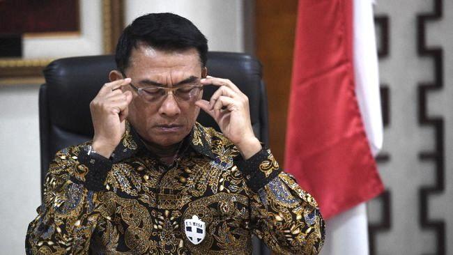 Ramai-Ramai Bantah Pertemuan Moeldoko soal KLB Demokrat di Sumut