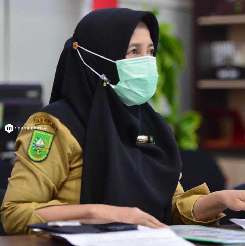 Riau Hari Ini Kembali Catatkan Rekor Baru Kematian Harian Akibat Covid-19