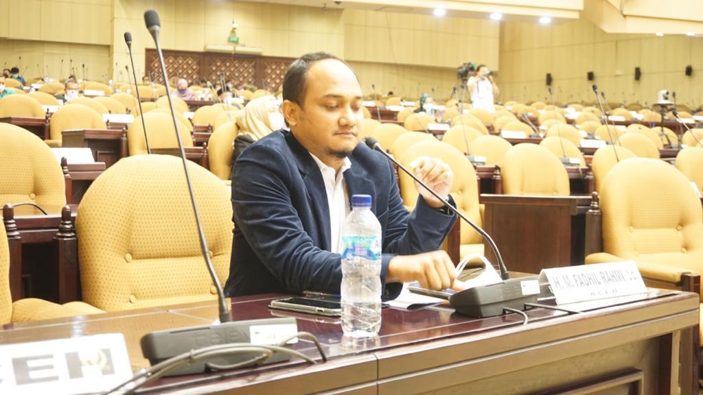 Senator Fachrul Razi: StopTKA Asal China Masuk ke Indonesia