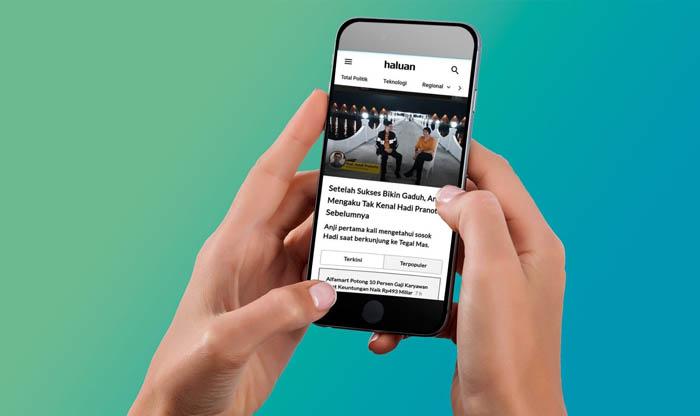 Berita Pointer Haluan.co: Inovasi Baru Penulisan Jurnalisme