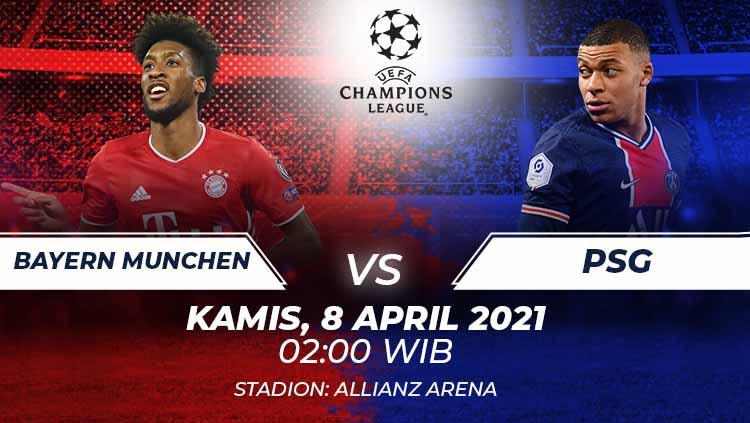 Bayern Munchen vs PSG: Aroma Balas Dendam <i>Les Parisiens</i>