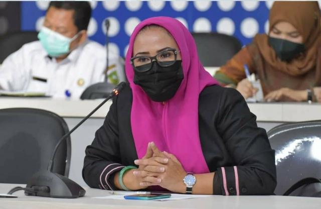 Legislator Riau Minta Pemerintah Perhatikan Perempuan di Tengah Pandemi
