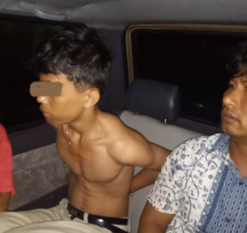 Aniaya Korban Hingga Tewas, Pelaku Akhirnya Ditangkap Setelah Empat Hari Buron
