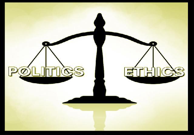 Etika Politik Dan Demokrasi
