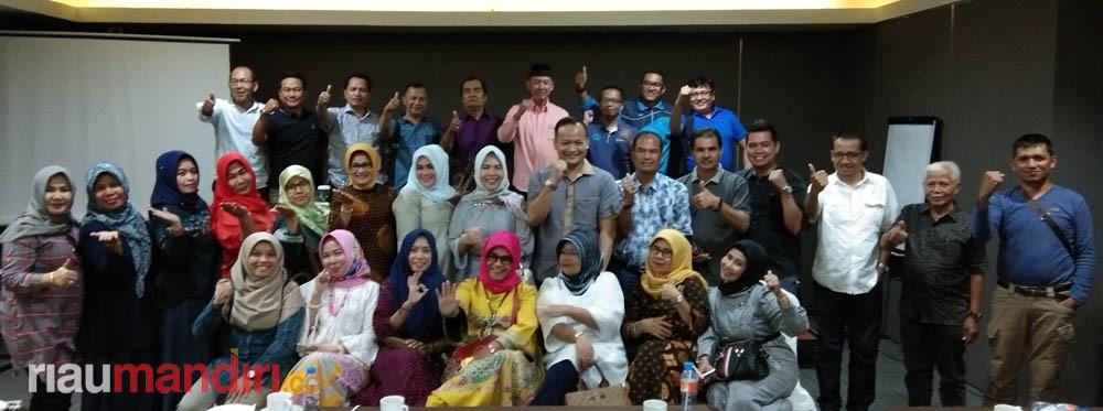 Dipimpin Taufik Arrakhman, Pengurus IKTD Pekanbaru Dilantik 16 September