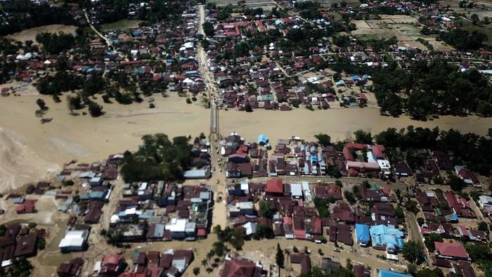 BMKG Keluarkan Peringatan Dini, Masamba Luwu Utara Kembali Diguyur Hujan