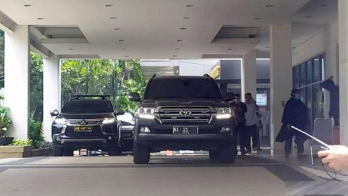 Mobil Dinas Tito Karnavian Masuk ke RSUP Persahabatan, Salah Satu RS Rujukan Corona