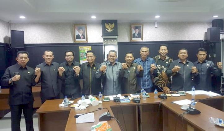 Ini Susunan AKD DPRD Kota Pekanbaru Periode 2019-2024