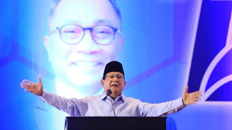 Prabowo Sebut Anggaran Negara Bocor Sampai Rp 500 Triliun