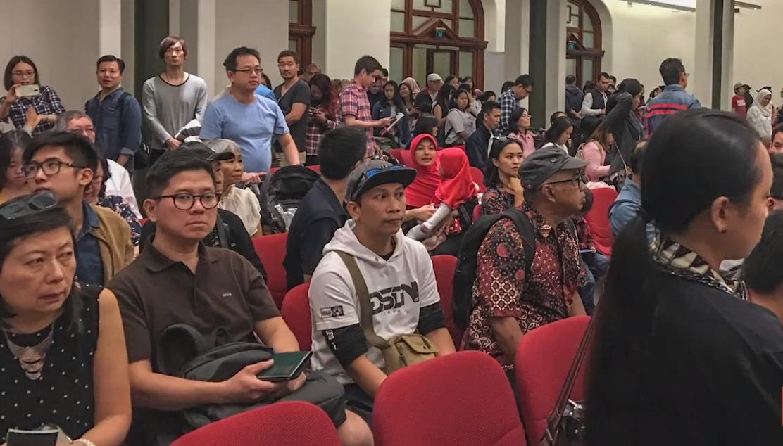 Jokowi-Ma'ruf Unggul Sementara di China