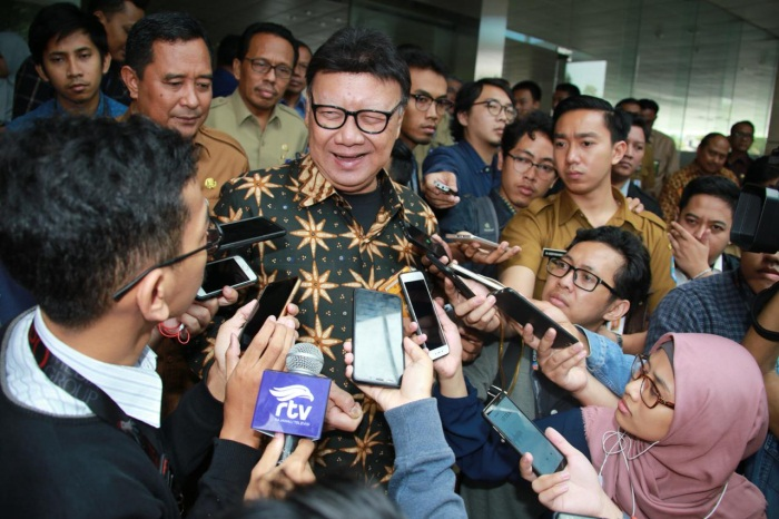 Mendagri: Alokasi Dana Kelurahan Sudah Disetujui DPR Masuk Postur RAPBN 2019