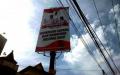 Bawaslu: Baliho Jokowi-Maruf Amin di Riau Berlebihan