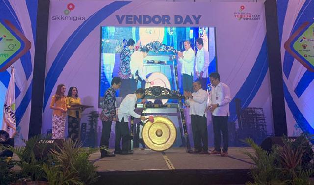 SKK Migas Bersinergi dengan KKKS Sumbagut Taja Vendor Day 2019Sumbagut untuk Optimalisasi Produksi Migas