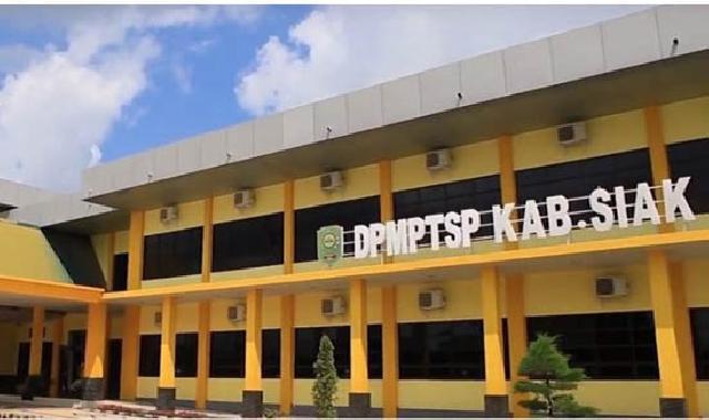 DPMPTSP Kabupaten Siak Berikan Pelayanan Terbaik dan Maksimal