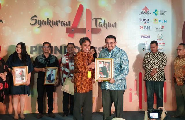 Agung Laksamana Raih Penghargaan PR Indonesia