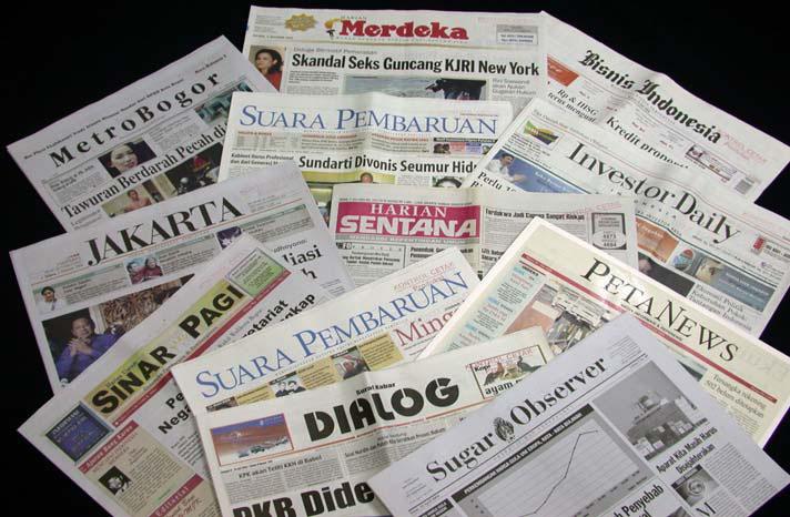 Sejarah Media Cetak Dunia