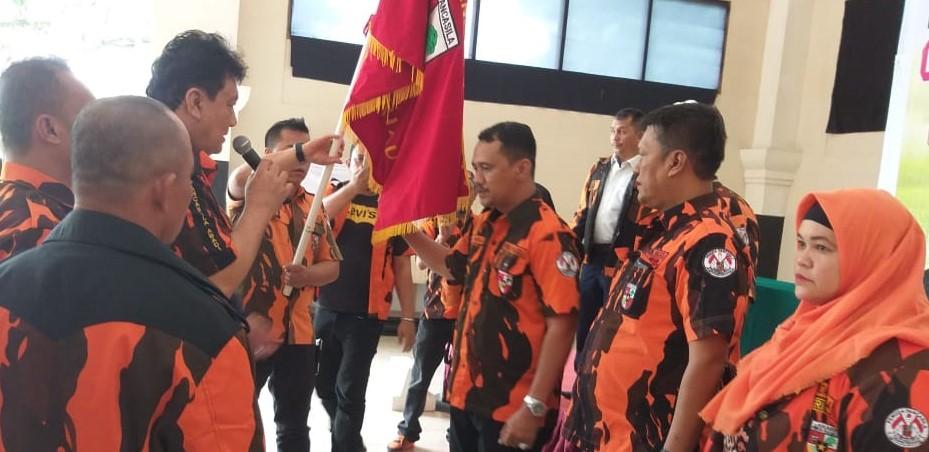 Ini Video Pelantikan Iwan Pansa Sebagai Ketua MPC PP Pekanbaru